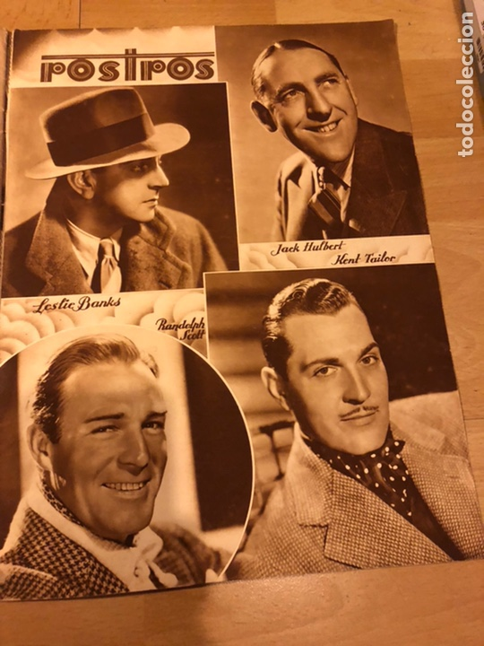 Cine: Revista cinegramas 54 septiembre 1935 carole lombard.mickey mouse.francés dee claudette colbert - Foto 10 - 185749730