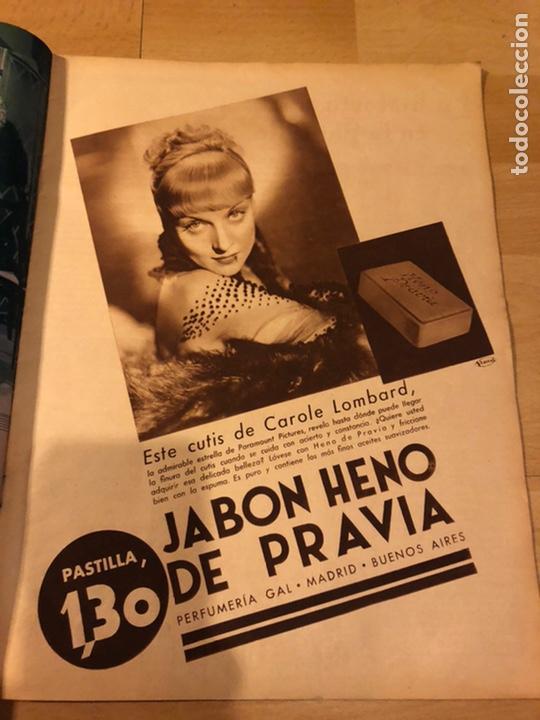 Cine: Revista cinegramas 44.julio 1935 elissa landi.nobleza baturra Imperio Argentina.benito perojo. - Foto 4 - 185750550