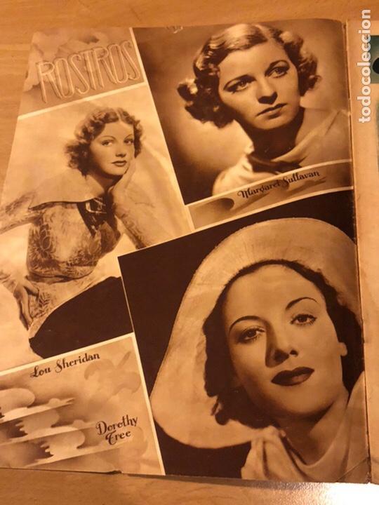 Cine: Revista cinegramas 44.julio 1935 elissa landi.nobleza baturra Imperio Argentina.benito perojo. - Foto 5 - 185750550