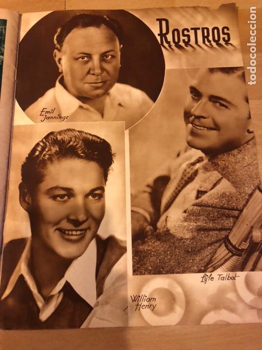 Cine: Revista cinegramas 44.julio 1935 elissa landi.nobleza baturra Imperio Argentina.benito perojo. - Foto 9 - 185750550