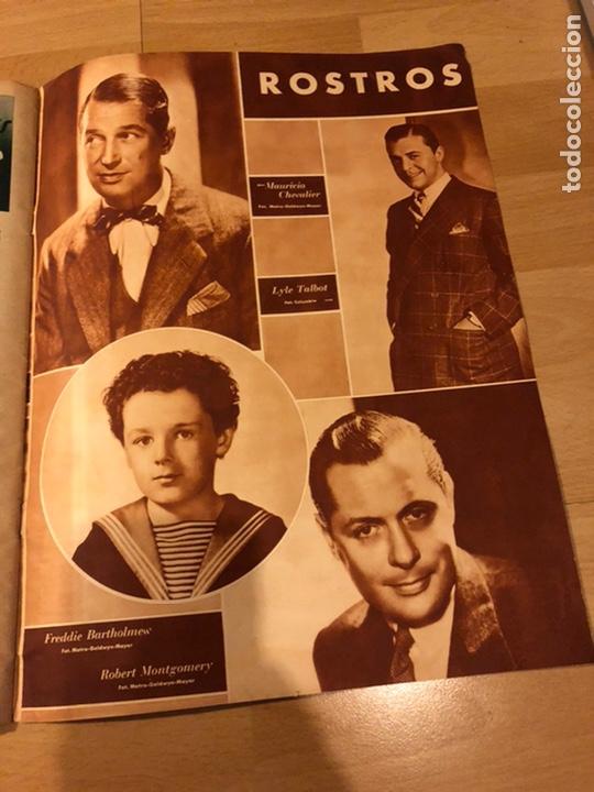 Cine: Revista cinegramas 69 enero 1936 danielle darrieux.marlene Dietrich greta garbo.la verbena de paloma - Foto 6 - 185751142