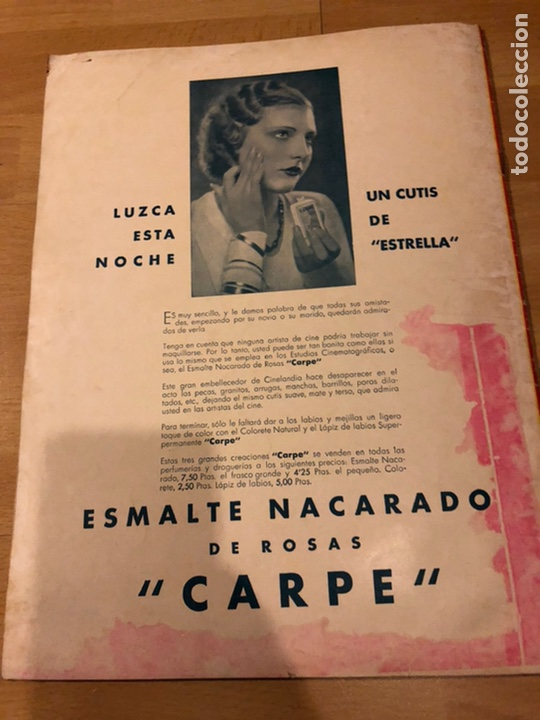 Cine: Revista cinegramas 69 enero 1936 danielle darrieux.marlene Dietrich greta garbo.la verbena de paloma - Foto 7 - 185751142