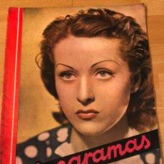 Cine: REVISTA CINEGRAMAS 69 ENERO 1936 DANIELLE DARRIEUX.MARLENE DIETRICH GRETA GARBO.LA VERBENA DE PALOMA. Lote 185751142