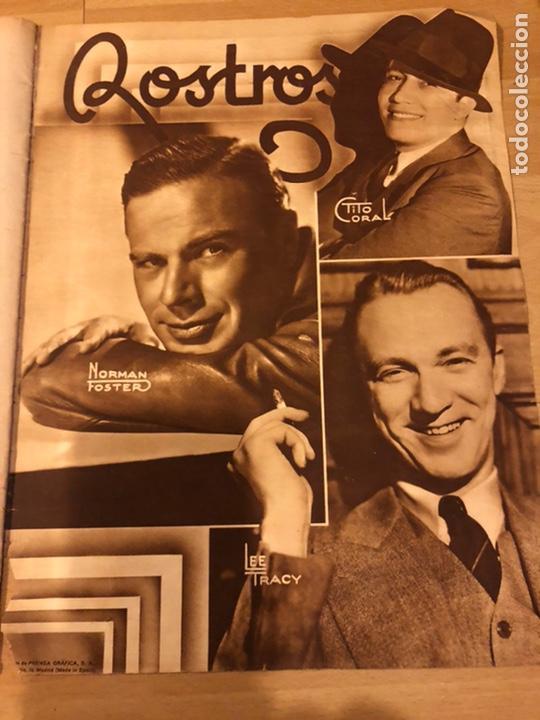 Cine: Revista cinegramas 17 enero 1935.loretta young.barbara stanwyck - Foto 4 - 185751368