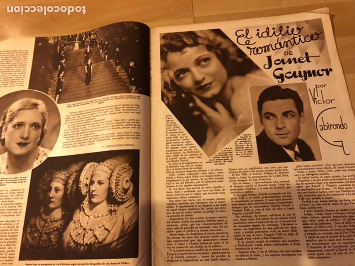 Cine: Revista cinegramas 17 enero 1935.loretta young.barbara stanwyck - Foto 5 - 185751368
