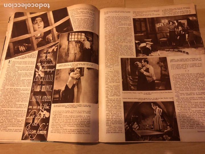 Cine: Revista cinegramas 63 noviembre 1935 Daniela parola.greta garbo angelillo la verbena de la paloma - Foto 3 - 185753936