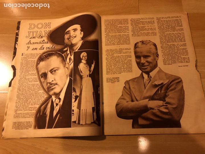 Cine: Revista cinegramas 51 septiembre 1935 dolores Del Río.boris karloff Erich von stroheim Lon Chaney - Foto 2 - 185755468