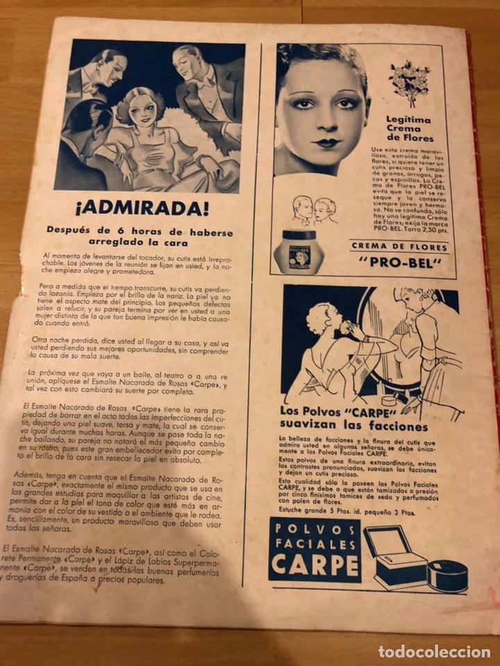 Cine: Revista cinegramas 51 septiembre 1935 dolores Del Río.boris karloff Erich von stroheim Lon Chaney - Foto 6 - 185755468