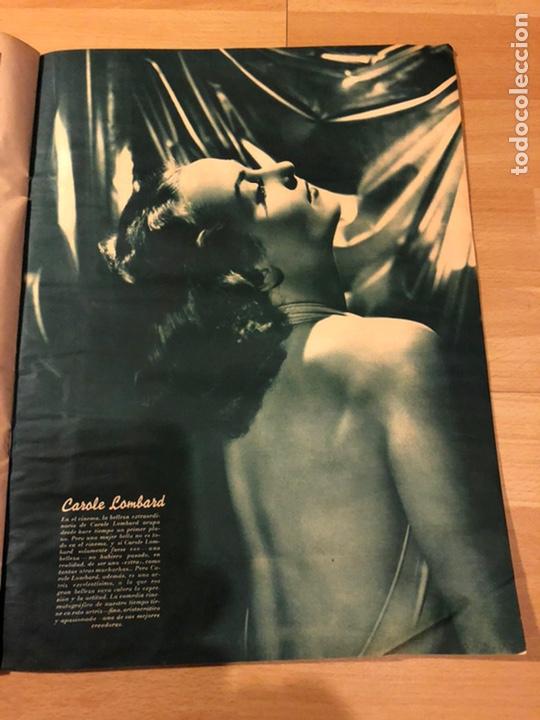 Cine: Revista cinegramas 88 mayo 1936 annabella.anna sten carole lombard - Foto 3 - 185755546