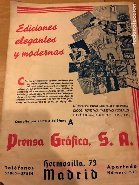 Cine: Revista cinegramas 88 mayo 1936 annabella.anna sten carole lombard - Foto 6 - 185755546