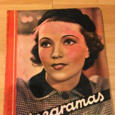 Cine: REVISTA CINEGRAMAS 88 MAYO 1936 ANNABELLA.ANNA STEN CAROLE LOMBARD. Lote 185755546