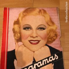 Cine: REVISTA CINEGRAMAS 57 OCTUBRE 1935 GLENDA FARRELL.JEAN PARKER GRETA GARBO MARLENE DIETRICH. Lote 185755730