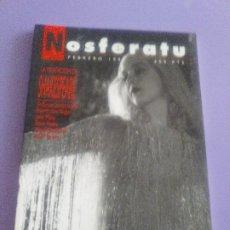 Cine: REVISTA. NOSFERATU Nº 8, FEBRERO -1992, LA TENTACION DE SHAKESPEARE. Lote 185925512