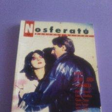 Cine: NOSFERATU Nº 9. REVISTA DE CINE. GARAY, GUERÍN, JORDA Y PORTABELLA. JUNIO 1992. Lote 185926026