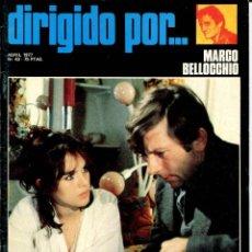 Cine: REVISTA DIRIGIDO POR, Nº 43. CON GEORGE CUKOR.. Lote 186080542