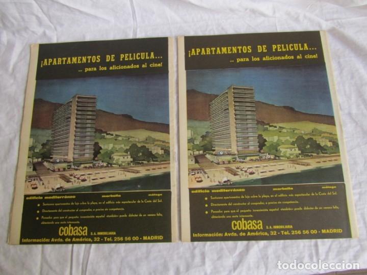 Cine: 23 números de la revista Film Ideal, ver número en descripción y fotografías - Foto 11 - 186127125