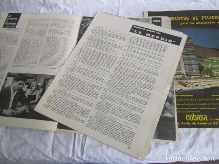 Cine: 23 números de la revista Film Ideal, ver número en descripción y fotografías - Foto 12 - 186127125