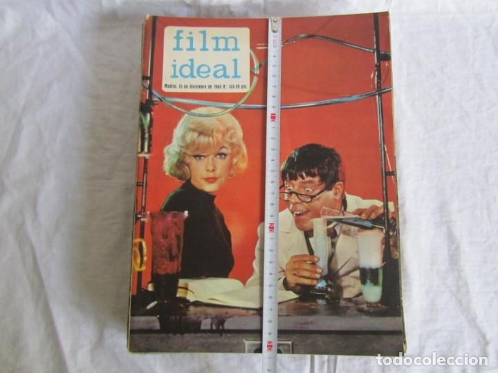 Cine: 23 números de la revista Film Ideal, ver número en descripción y fotografías - Foto 21 - 186127125