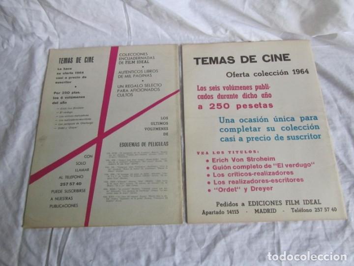 Cine: 23 números de la revista Film Ideal, ver número en descripción y fotografías - Foto 30 - 186127125