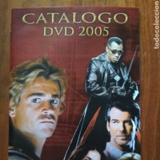 Cine: CATALOGO DVD 2005 TRIPICTURES. Lote 186186307