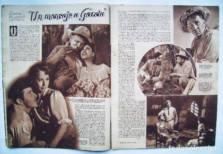 Cine: SHIRLEY TEMPLE. MAURICE CHEVALIER. GINGER ROGERS . REVISTA CINEGRAMAS 1936. - Foto 3 - 186332316