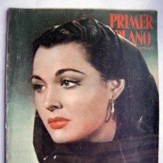 Cine: PAQUITA RICO, MARÍA MONTEZ. LOLA FLORES. REVISTA PRIMER PLANO. 1951.. Lote 186361606