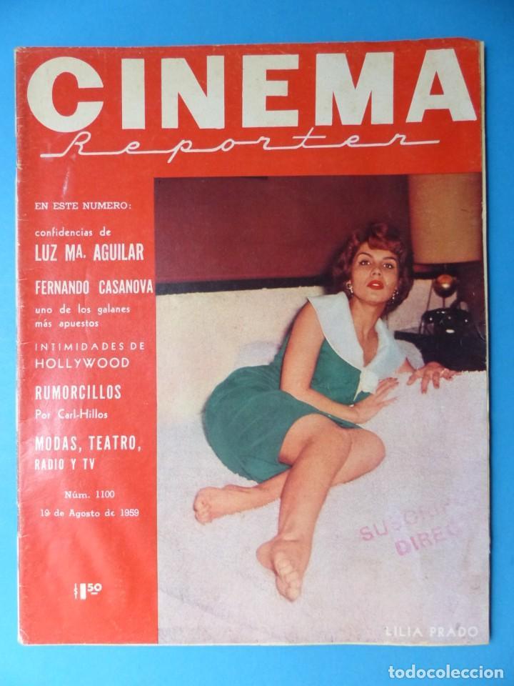 Cine: CINEMA, 10 ANTIGUAS REVISTAS, AÑOS 1940-1950-1960 - VER FOTOS ADICIONALES - Foto 3 - 187093088