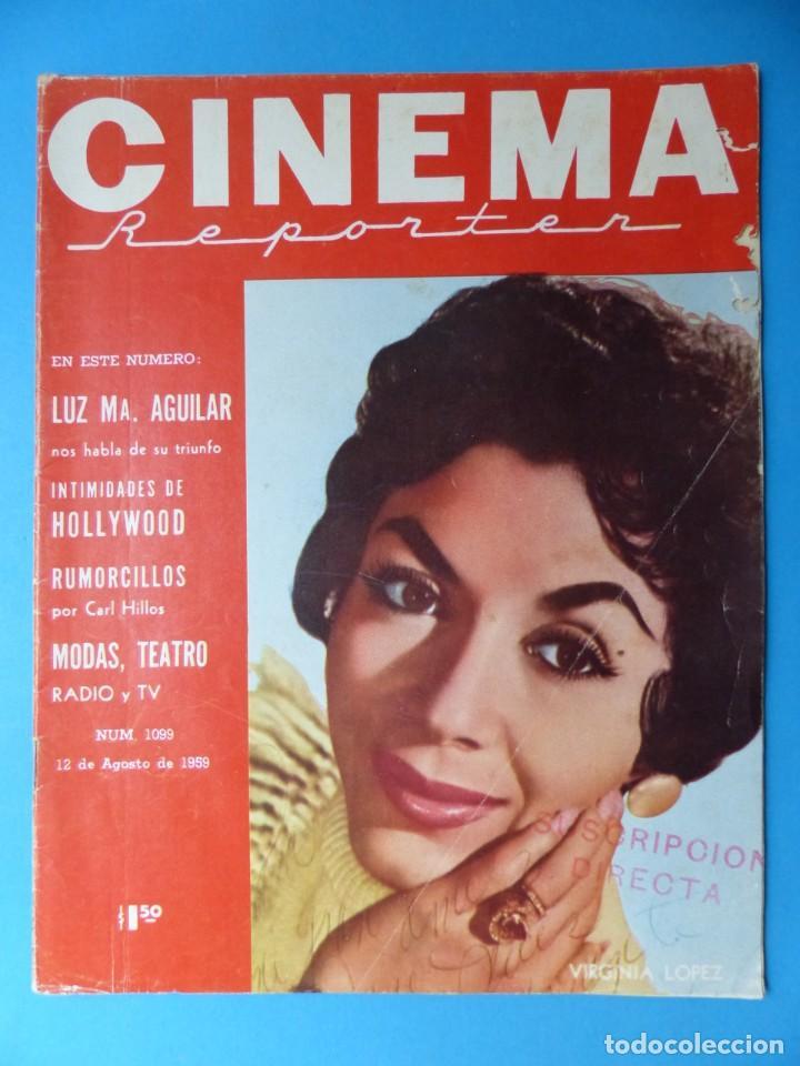 Cine: CINEMA, 10 ANTIGUAS REVISTAS, AÑOS 1940-1950-1960 - VER FOTOS ADICIONALES - Foto 4 - 187093088