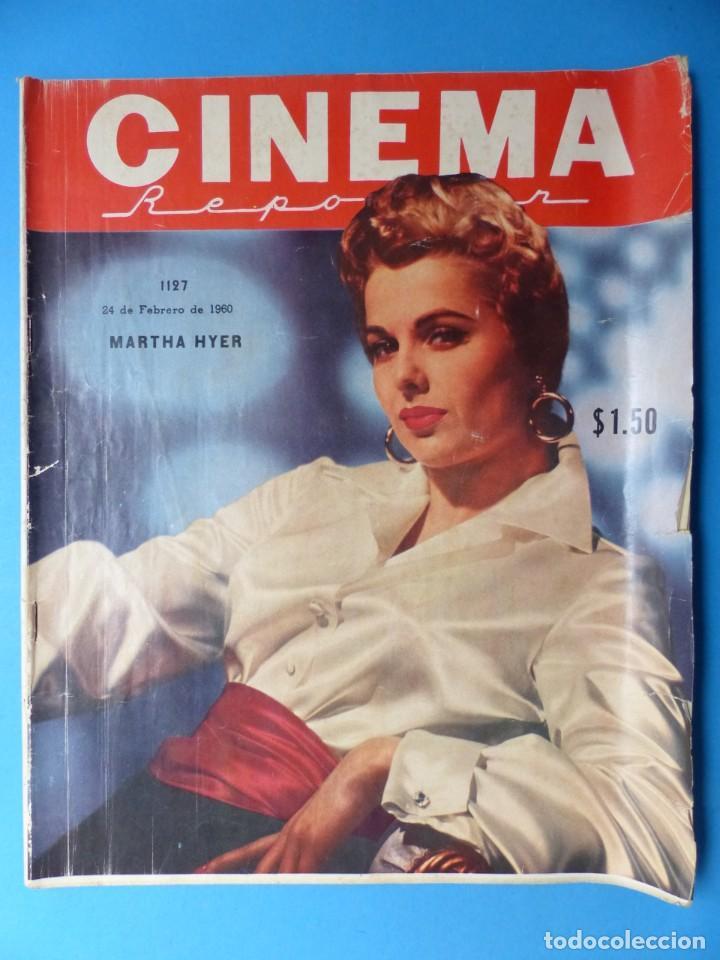 Cine: CINEMA, 10 ANTIGUAS REVISTAS, AÑOS 1940-1950-1960 - VER FOTOS ADICIONALES - Foto 6 - 187093088