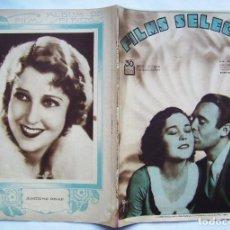 Cinema: LA MUJER EN LA LUNA. HAROLD LLOYD. EL PRESIDIO. JEANETTE MAC DONALD. 1931.. Lote 187148290