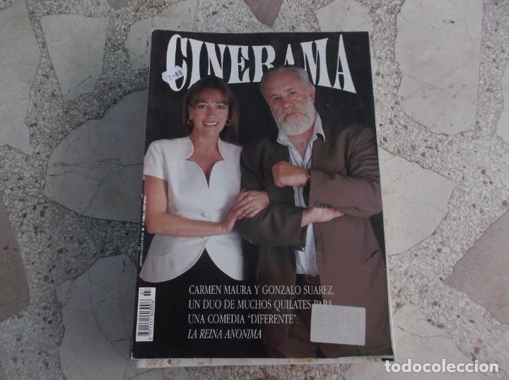REVISTA CINERAMA Nº 7, CARMEN MAURA Y GONZALO SUAREZ (Cine - Revistas - Cinerama)