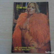 Cine: NUEVO FILM SEX NÚM. 10 LAS ALEGRES CHICAS DEL MOLINO DE KIOSKO. Lote 187211090