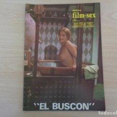 Cinema: NUEVO FILM SEX NÚM. 22 EL BUSCÓN DE KIOSKO. Lote 187211413