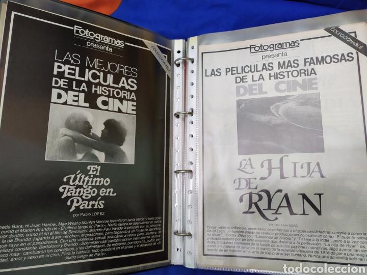 Cine: Fotogramas coleccionable las peliculas mas famosas de la historia del cine - Foto 3 - 187378286