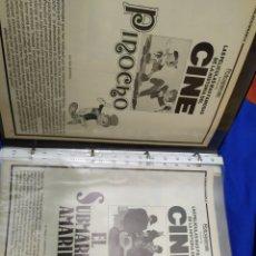 Cine: FOTOGRAMAS COLECCIONABLE LAS PELICULAS MAS FAMOSAS DE LA HISTORIA DEL CINE. Lote 187378286