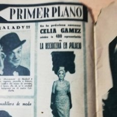 Cine: CELIA GAMEZ. REVISTA COMPLETA. 1951. Lote 187508097