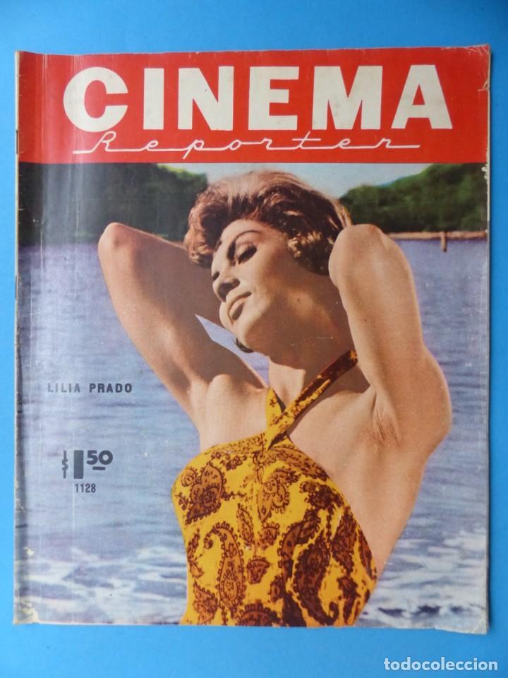 Cine: CINEMA, 16 ANTIGUAS REVISTAS, AÑOS 1940-1950-1960 - VER FOTOS ADICIONALES - Foto 9 - 187614470