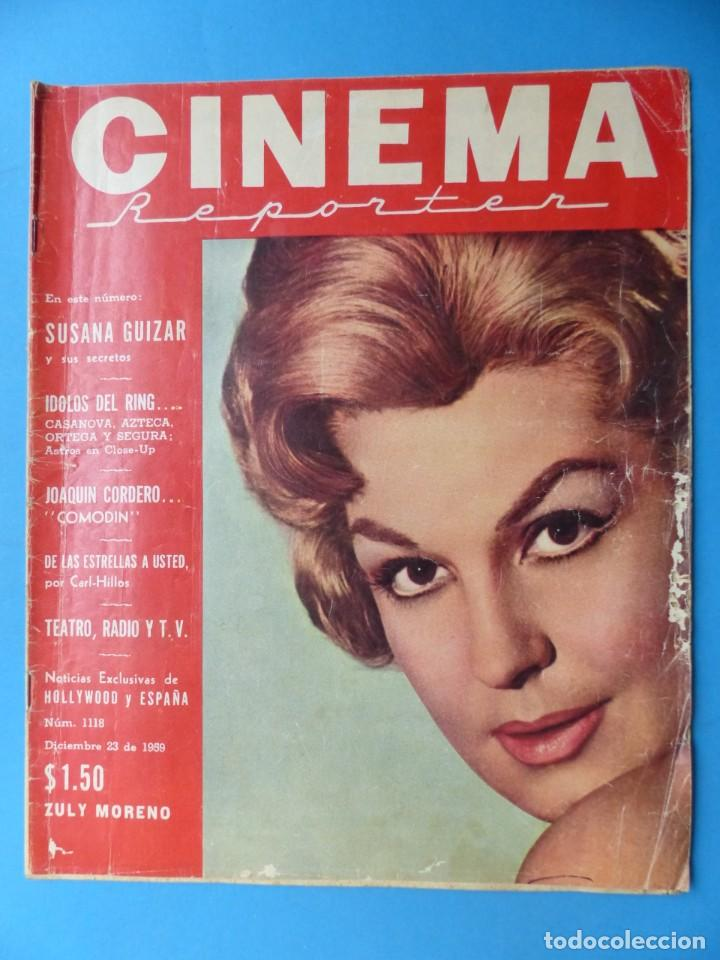 Cine: CINEMA, 16 ANTIGUAS REVISTAS, AÑOS 1940-1950-1960 - VER FOTOS ADICIONALES - Foto 12 - 187614470