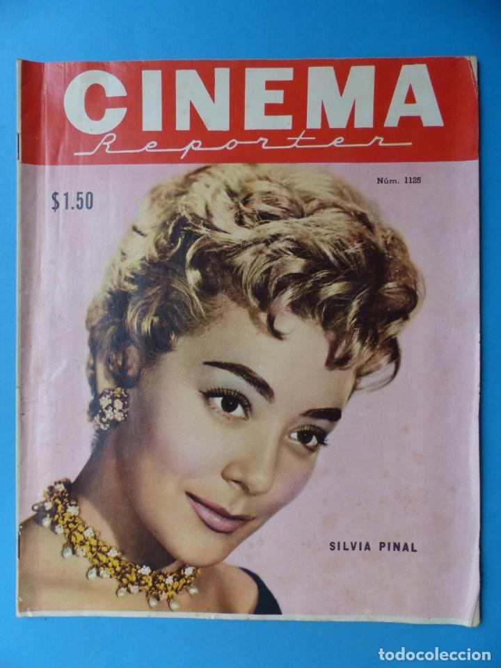 Cine: CINEMA, 16 ANTIGUAS REVISTAS, AÑOS 1940-1950-1960 - VER FOTOS ADICIONALES - Foto 13 - 187614470
