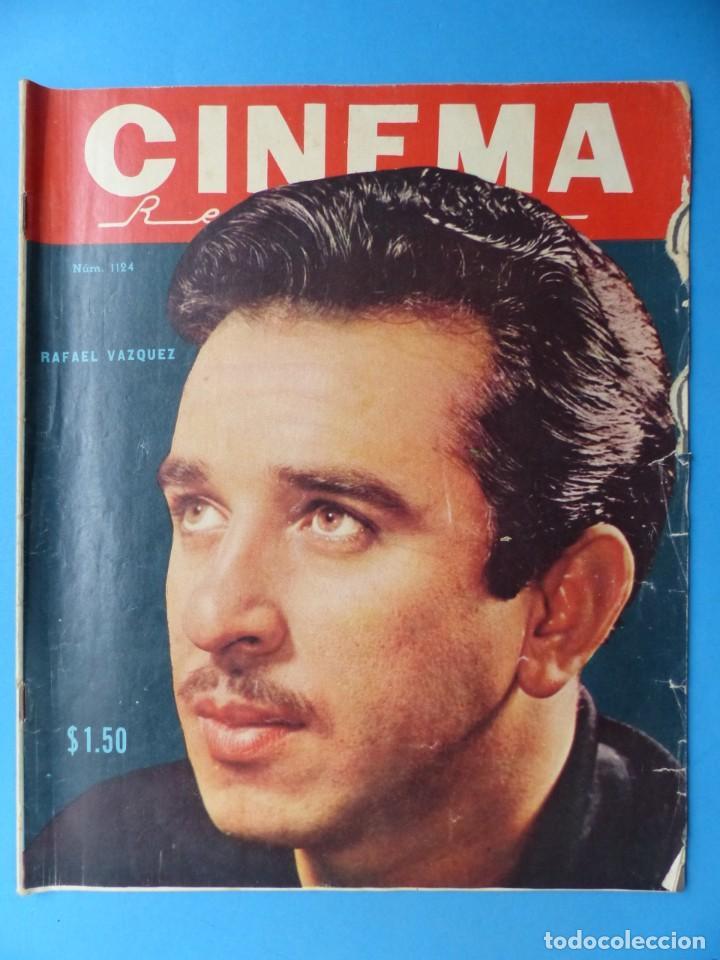 Cine: CINEMA, 16 ANTIGUAS REVISTAS, AÑOS 1940-1950-1960 - VER FOTOS ADICIONALES - Foto 15 - 187614470