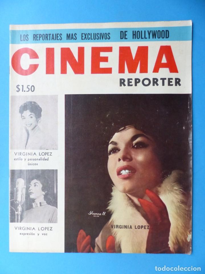 Cine: CINEMA, 16 ANTIGUAS REVISTAS, AÑOS 1940-1950-1960 - VER FOTOS ADICIONALES - Foto 17 - 187614470