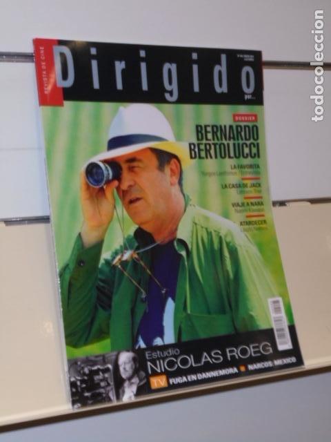 REVISTA DIRIGIDO POR Nº 495 ENERO 2019 NICOLAS ROEG Y BERNARDO BERTOLUCCI (Cine - Revistas - Dirigido por)