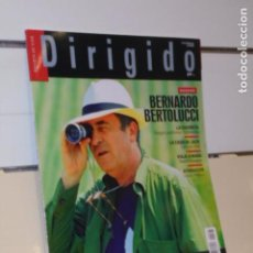 Cinema: REVISTA DIRIGIDO POR Nº 495 ENERO 2019 NICOLAS ROEG Y BERNARDO BERTOLUCCI. Lote 187627162