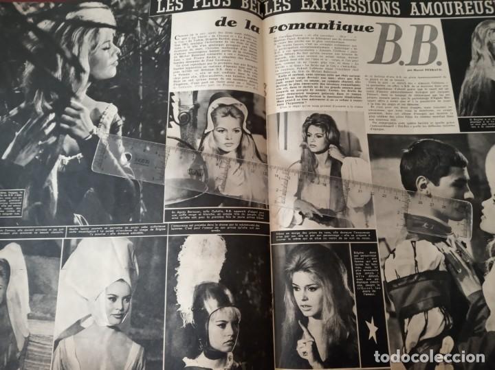 Cine: REVISTA CINE TELE REVUE EN FRANCES-GINA LOLLOBRIGIDA-DALIDA-WARREN BEATTY-BRIGITTE BARDOT - Foto 5 - 188501188