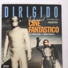 Cine: DIRIGIDO. ESPECIAL CINE FANTÁSTICO. 1999. Lote 188781442