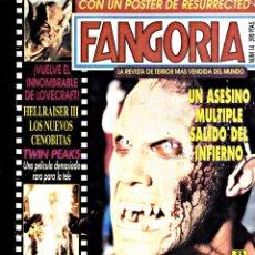 Cine: REVISTA FANGORIA Nº 14-PRIMERA EPOCA. Lote 188835148