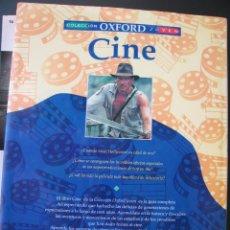 Cine: LIBRO DE CINE COLECCION OXFORD JOVEN - DAVID PARKINSON - EDEBE AÑOS 90.. Lote 188836853