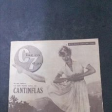 Cine: CANTINFLAS-CONCHA VELASCO-PACO RABAL-LOLA FLORES-MISS ESPAÑA. Lote 189174670