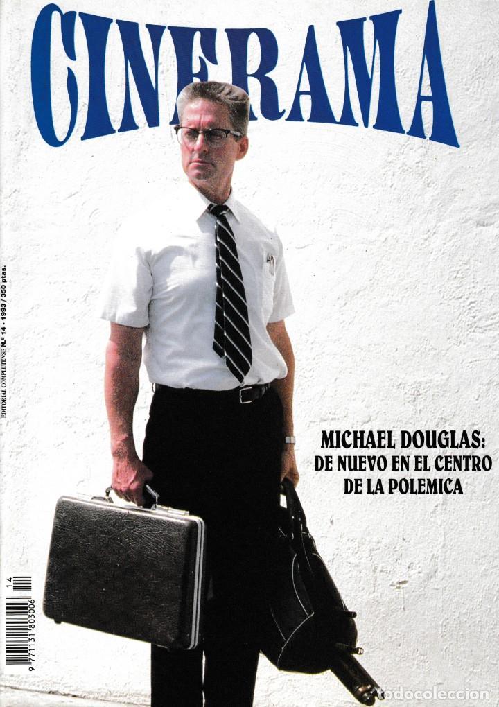 CINERAMA 14 (Cine - Revistas - Cinerama)