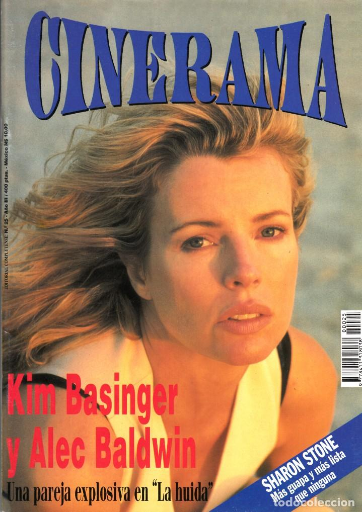 CINERAMA 25 (Cine - Revistas - Cinerama)